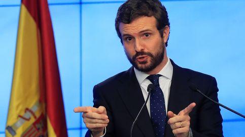 Casado: Sánchez consuma la traición a España, nos habíamos quedado cortos