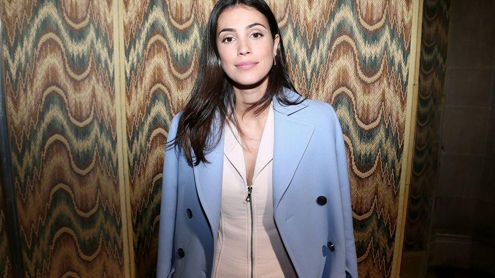 Sassa de Osma, princesa del Prado con un look vintage ¿de Carolina de Mónaco?