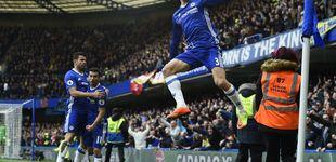 Post de El Chelsea supera al Arsenal y avanza con paso firme hacia el título