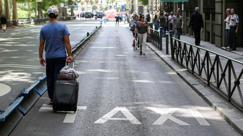 Desconvocada la huelga de taxis en Madrid prevista para el 29 y 30 de junio