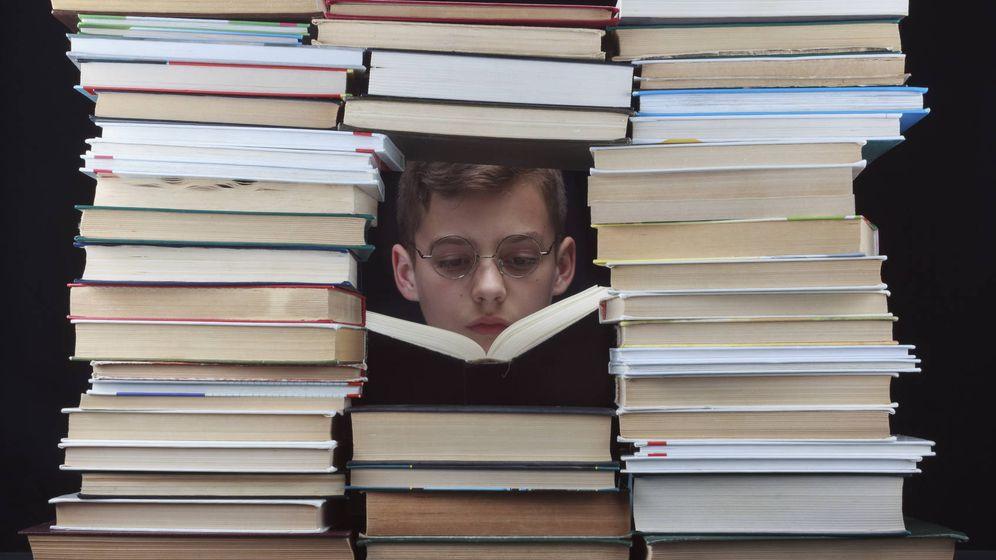 Foto: Atrapado en la biblioteca. (iStock)