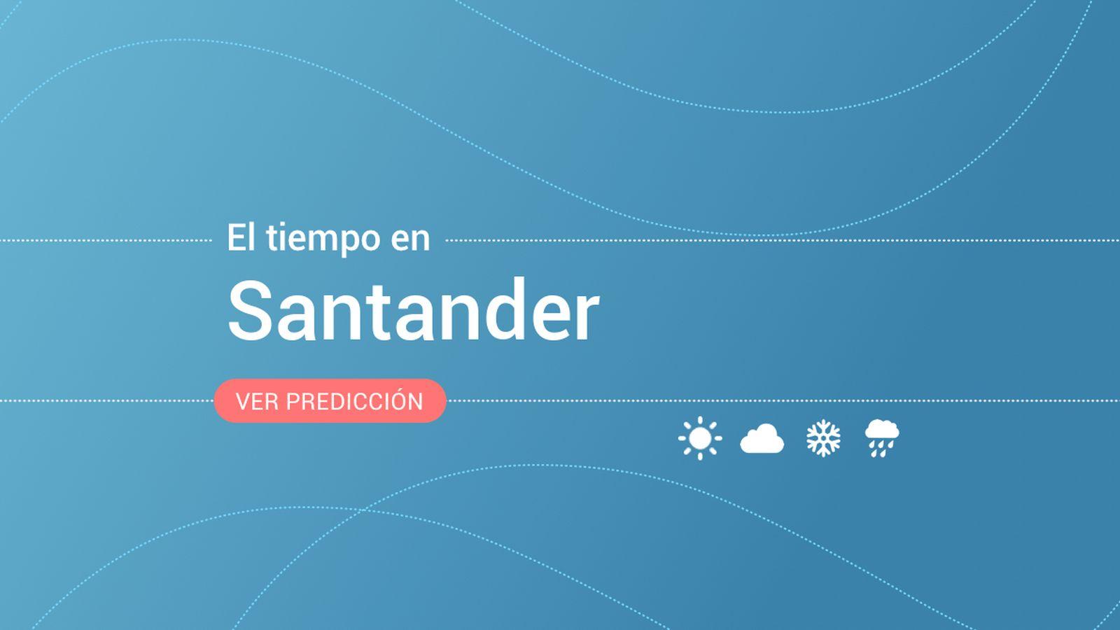 Foto: El tiempo en Santander. (EC)