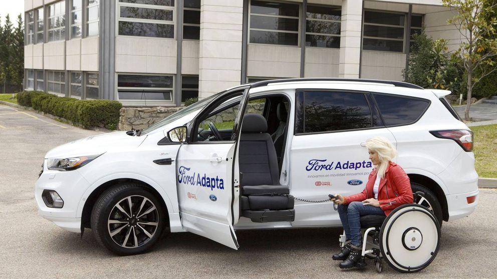 Ford Adapta devuelve la movilidad a los discapacitados