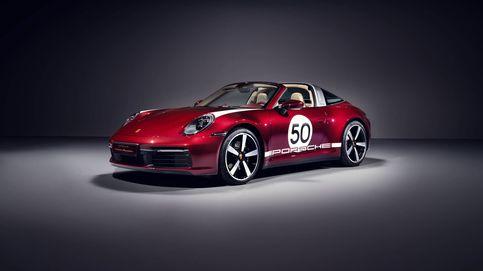 Porsche Targa, una larga tradición