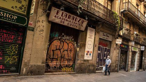 La crisis deja a una de cada cuatro empresas en situación de insolvencia