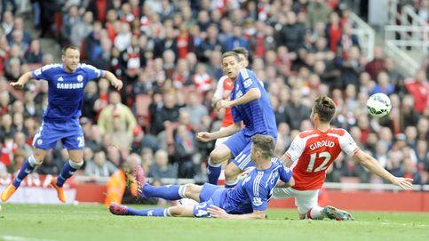 El Chelsea tiene la Premier en el bolsillo tras empatar a cero contra el Arsenal
