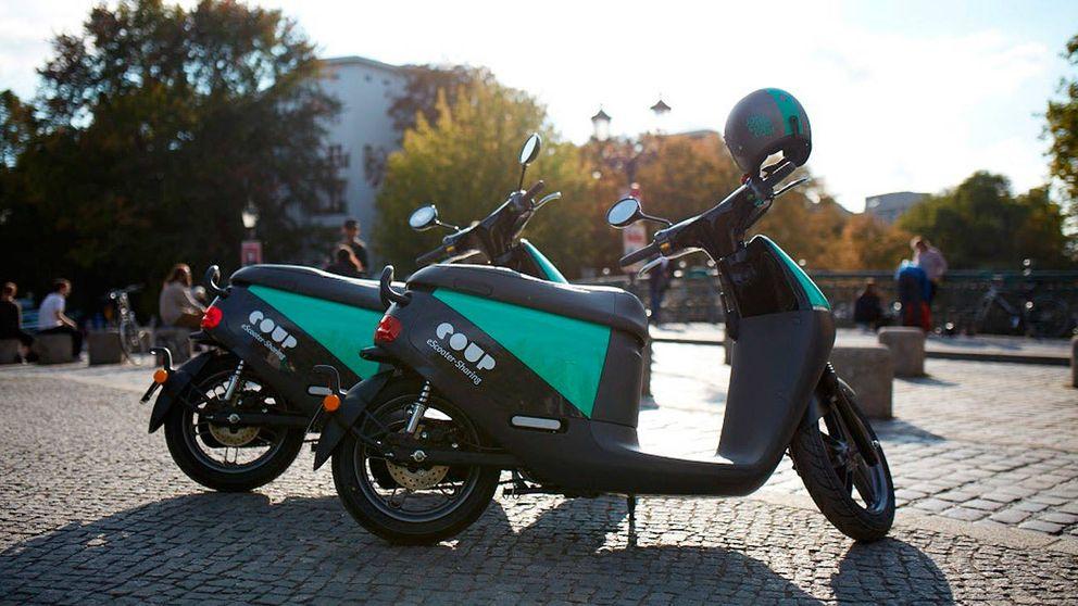 1.300 motos eléctricas buscan comprador en Madrid: la subasta del naufragio de Coup