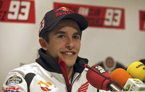 Márquez, favorito a ganar el Premio Laureus como deportista revelación