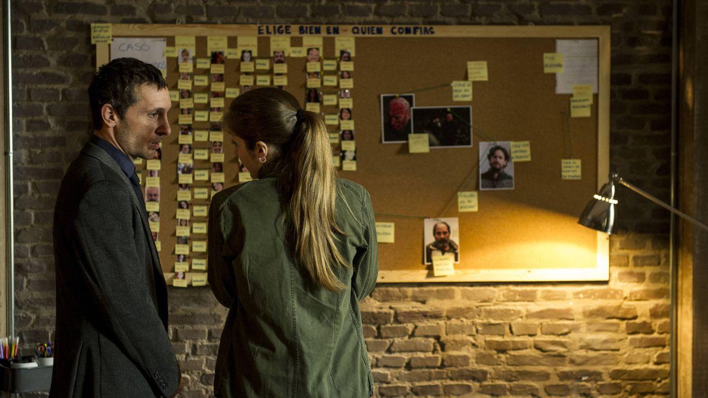 Foto: Imagen del primer capítulo de 'Pulsaciones' (Atresmedia)
