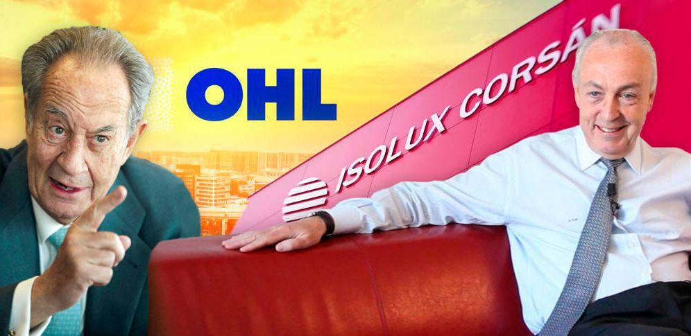 HNA sondea una fusión entre OHL e Isolux para crear un nuevo gigante en construcción