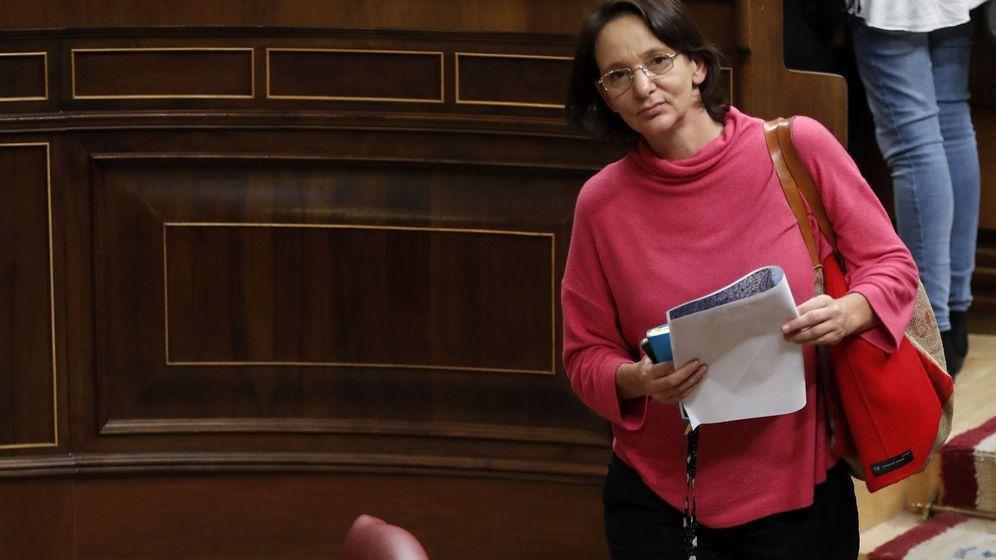 Foto: La diputada de Podemos Carolina Bescansa. (EFE)