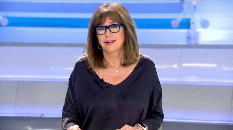 Ana Rosa, en 'El programa de AR'. (Telecinco)