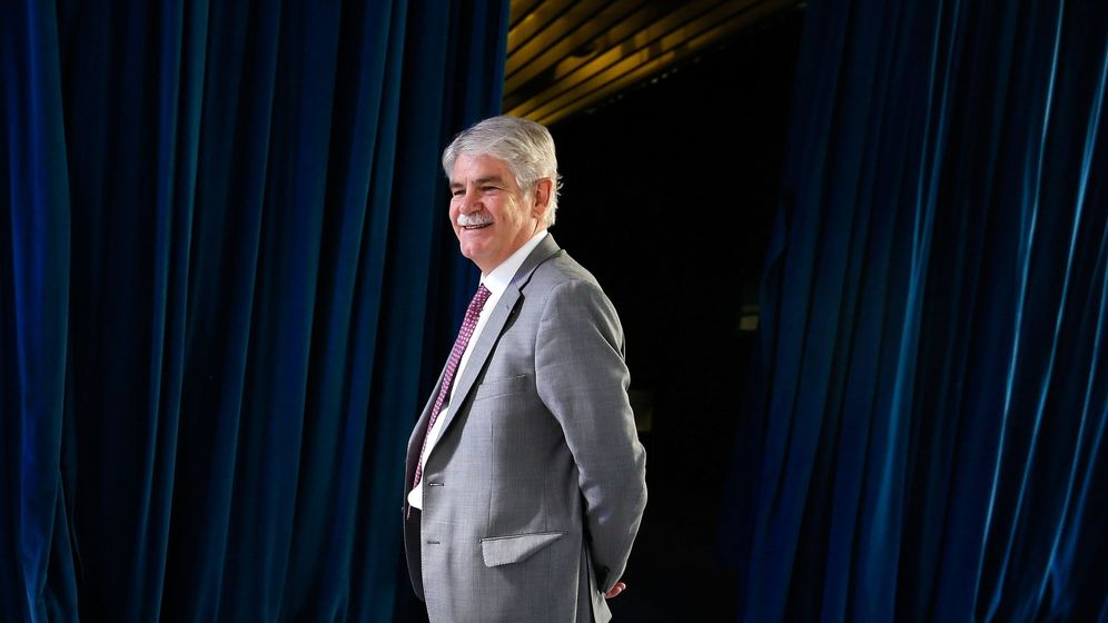 Foto: El ministro de Asuntos Exteriores y Cooperación, Alfonso Dastis. (EFE)