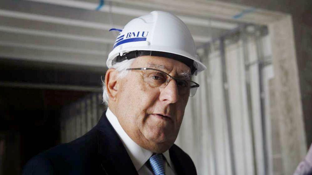Foto: Antonio del Valle, antiguo accionista de Banco Popular. (EFE)