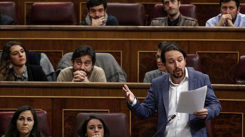 Pablo Iglesias se vuelve entusiasta de la Constitución y acusa a Rajoy de incumplirla