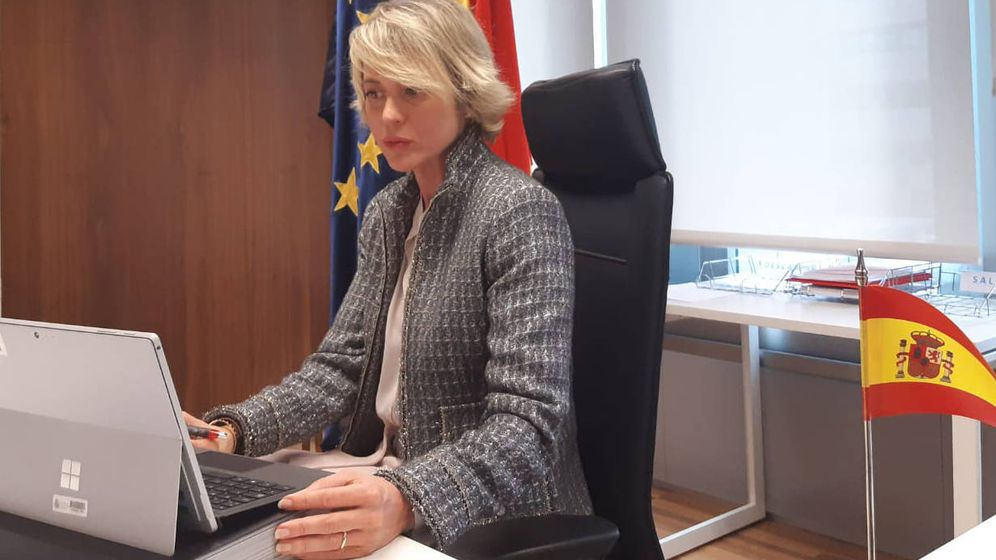 Foto: Carme Artigas, secretaria de Estado de digitalización e inteligencia artificial. (Sedia)