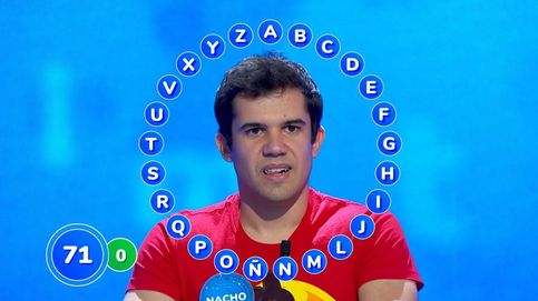¿Quién es Nacho Mangut, concursante de 'Pasapalabra'?