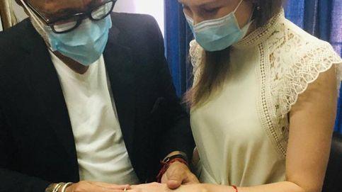 Boda por sorpresa: Sergi Arola se casa en Chile con su novia Francisca Laree
