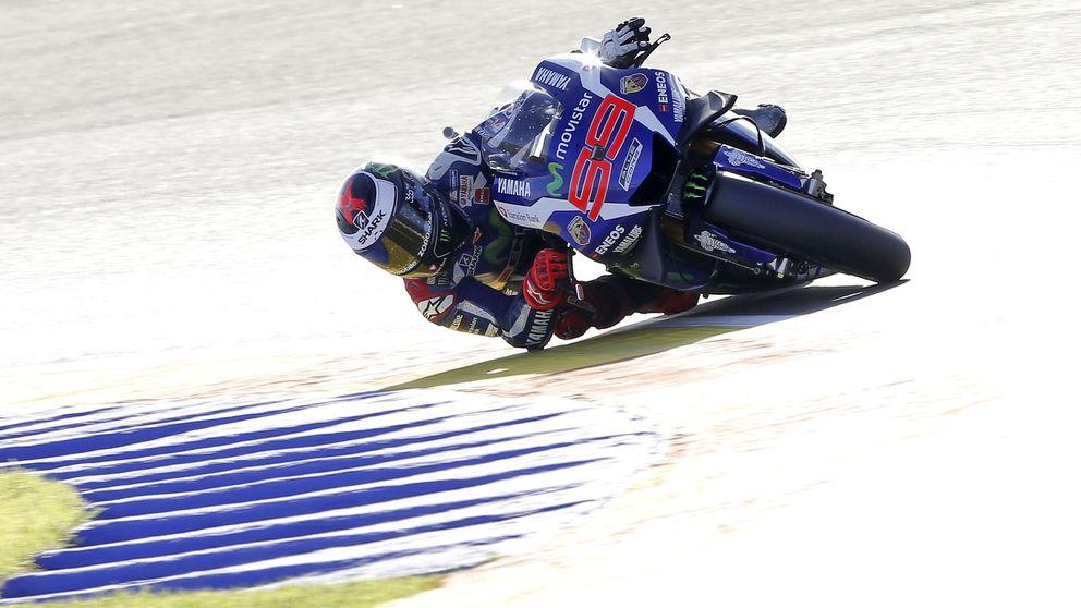 Jorge Lorenzo no se quería despedir de Yamaha sin establecer un récord