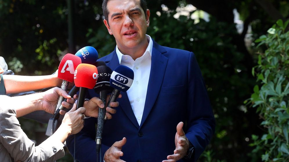Foto: Alexis Tsipras. (EFE)