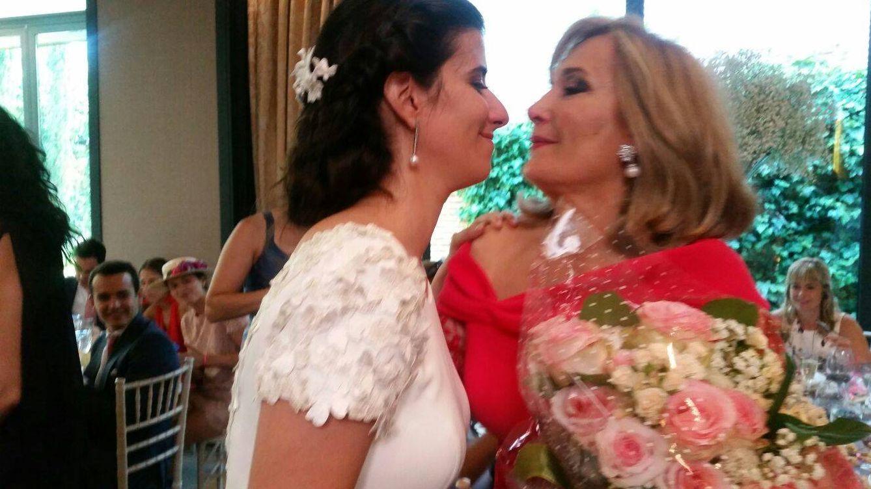 Los secretos de la boda de Blanca, la hija mayor de Nieves Herrero
