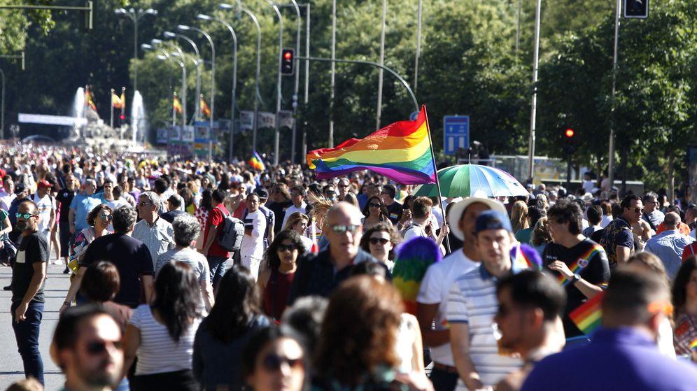 Foto: Marcha mundial del orgullo 2017 (Efe)