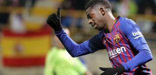 Post de Valverde se carga de razones para no confiar en Malcom ni en Dembélé