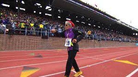 Así es Ida Keeling, la abuela de 100 años que ha batido un récord mundial de atletismo