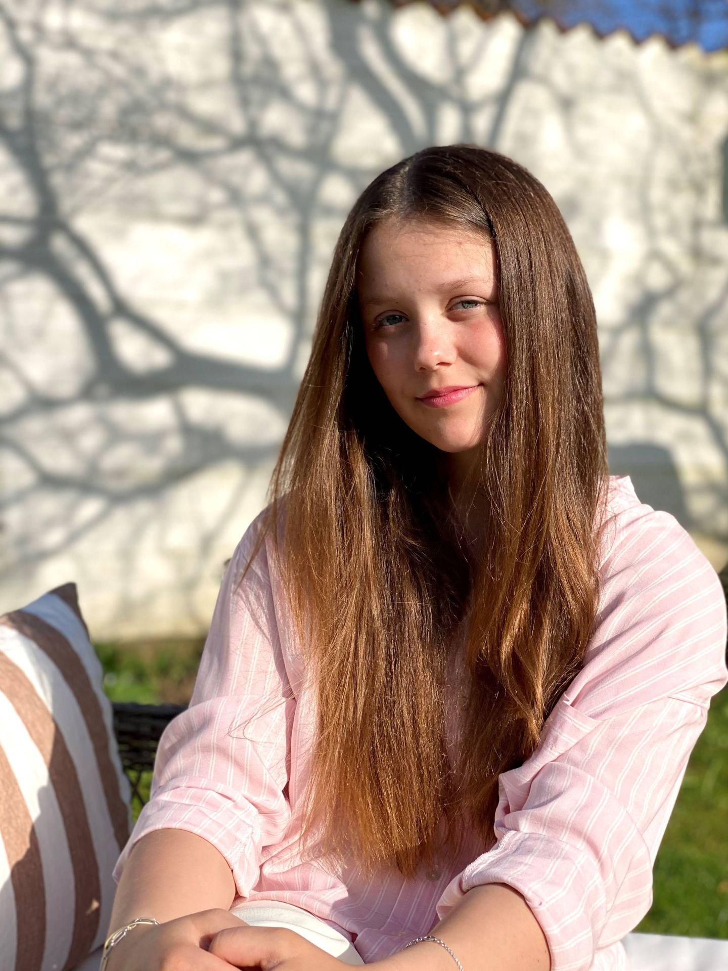 La princesa Isabella. (Princesa Mary / Casa Real de Dinamarca)