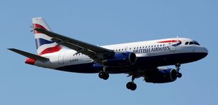 Post de Un vuelo de British Airways aterriza por error en Escocia en vez de en Alemania