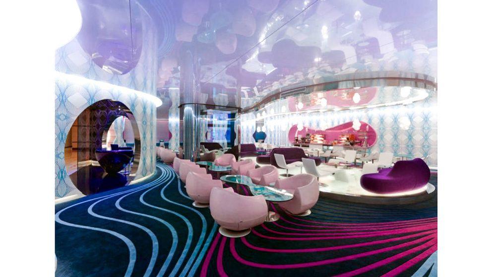 Lounges de aeropuertos: el mejor diseño de interiores en pleno viaje