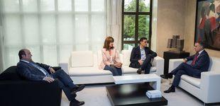 Post de Sánchez y Urkullu coinciden en reformar el Estado para asumir la España plurinacional