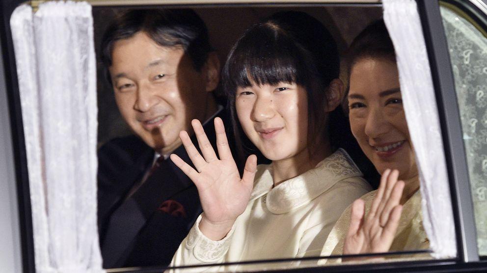14 datos sobre la princesa Aiko en su 14 cumpleaños