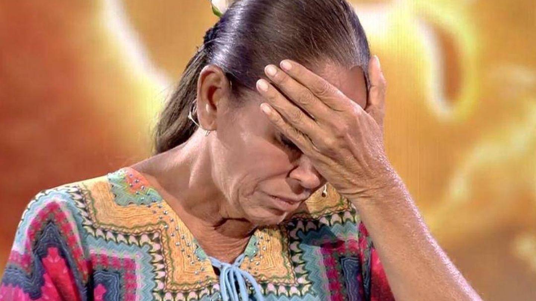 Isabel Pantoja en una imagen de archivo. (Telecinco)