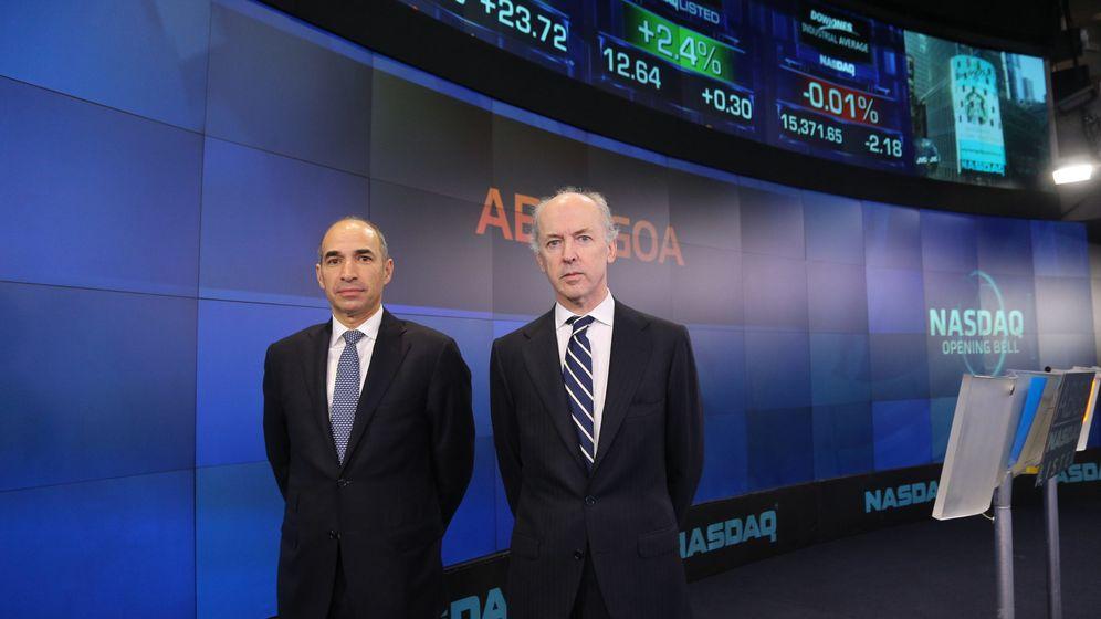 Foto: Manuel Sánchez y Felipe Benjumea. (EFE)