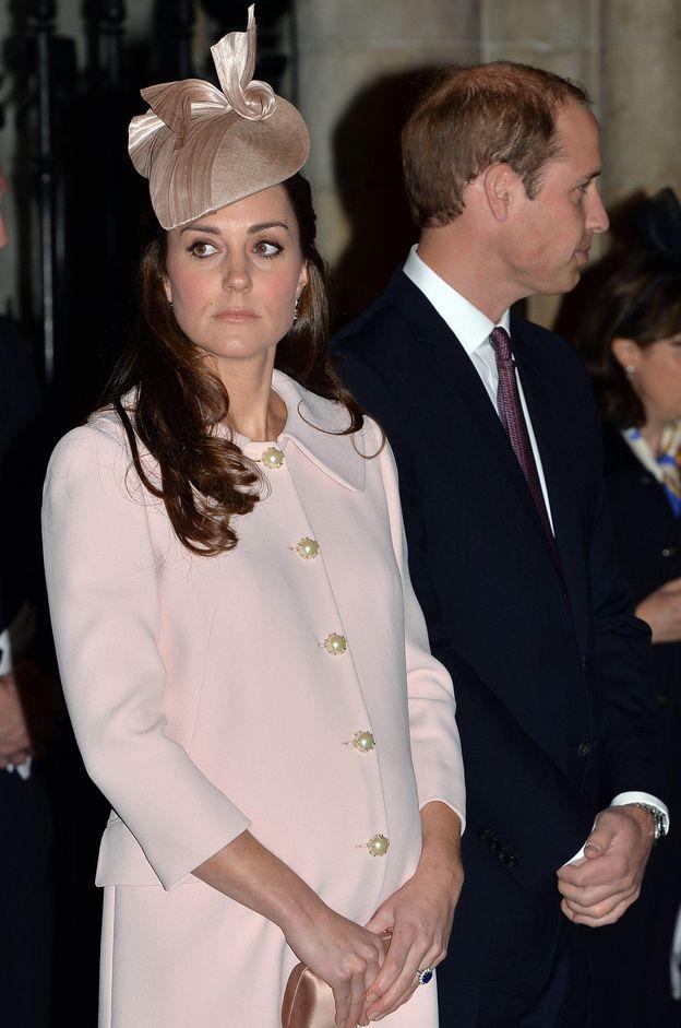 Foto: Kate Middleton en el día de la Commonwealth (Gtres)