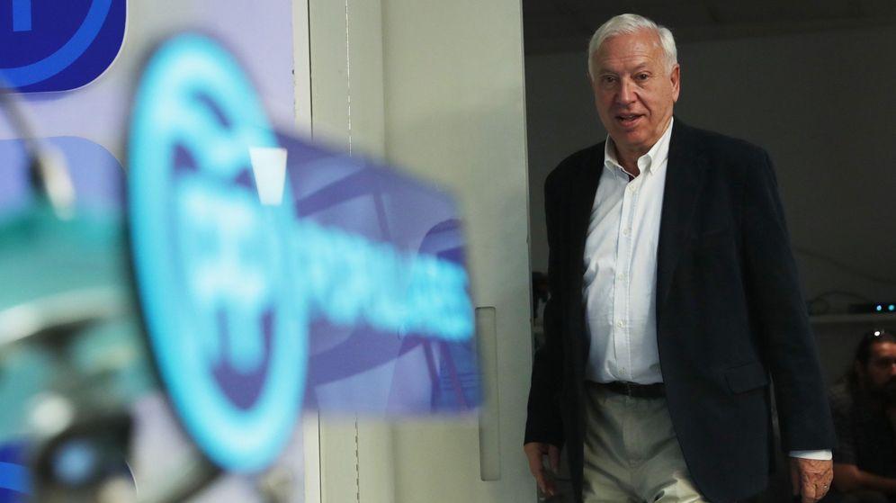 Foto: José Manuel García-Margallo. (EFE)
