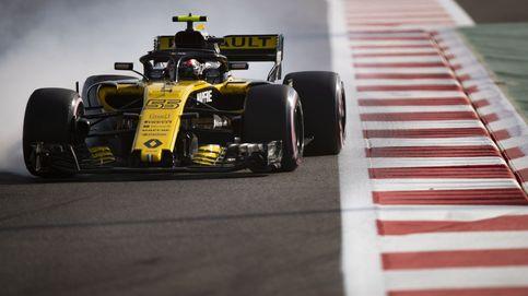 El error de Carlos Sainz en la Q2 de Abu Dabi que le hizo perder contra su compañero