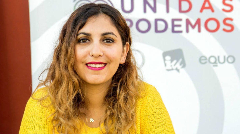 Dina Bousselham. (EFE)