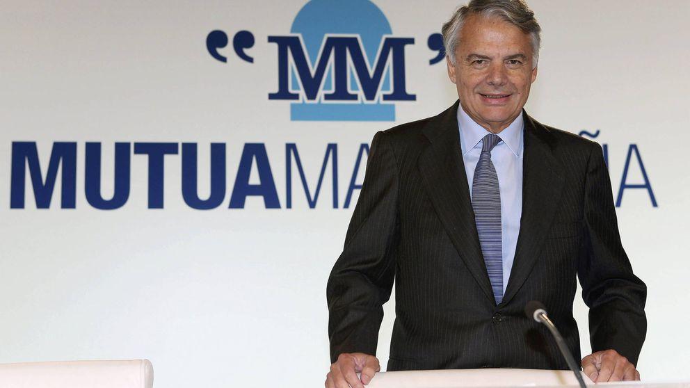 Mutua rompe con la hegemonía de Mapfre en el seguro tradicional español