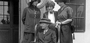 Post de Un siglo después, el senado y los años de Marie Mattingly