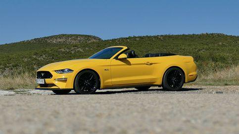 Ford Mustang, el deportivo más fiero y espectacular de precio 'asequible'