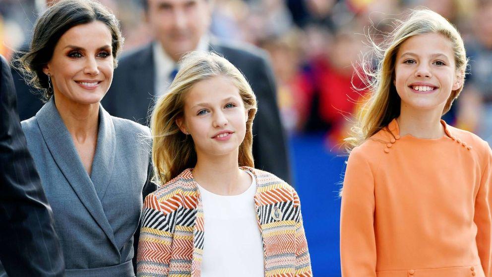 Sofía, Leonor o Letizia: ¿cuál es el nombre de la familia real que más triunfa?
