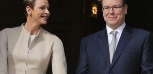 Post de Alberto de Mónaco sale en defensa de la princesa Charlène