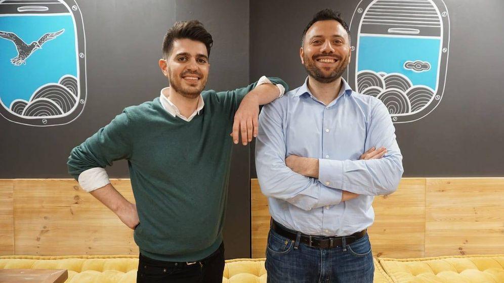 Foto: Javier Suárez (izq.) y Avi Meir (dcha.) son los cofundadores de TravelPerk.