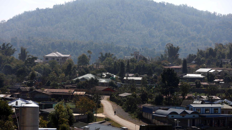 Una mina antipersona mata a un alemán y hiere a una argentina en Birmania
