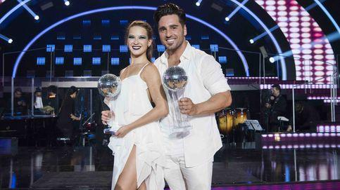 David Bustamante y Yana Olina ganan y arrasan en 'Bailando con las estrellas'