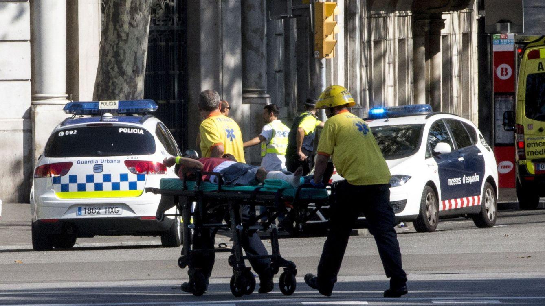 Tres alemanes y un belga, entre los 13 muertos por el atentado en las Ramblas
