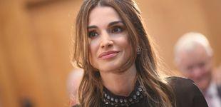 Post de Rania de Jordania, al rescate de la familia real en su momento más delicado