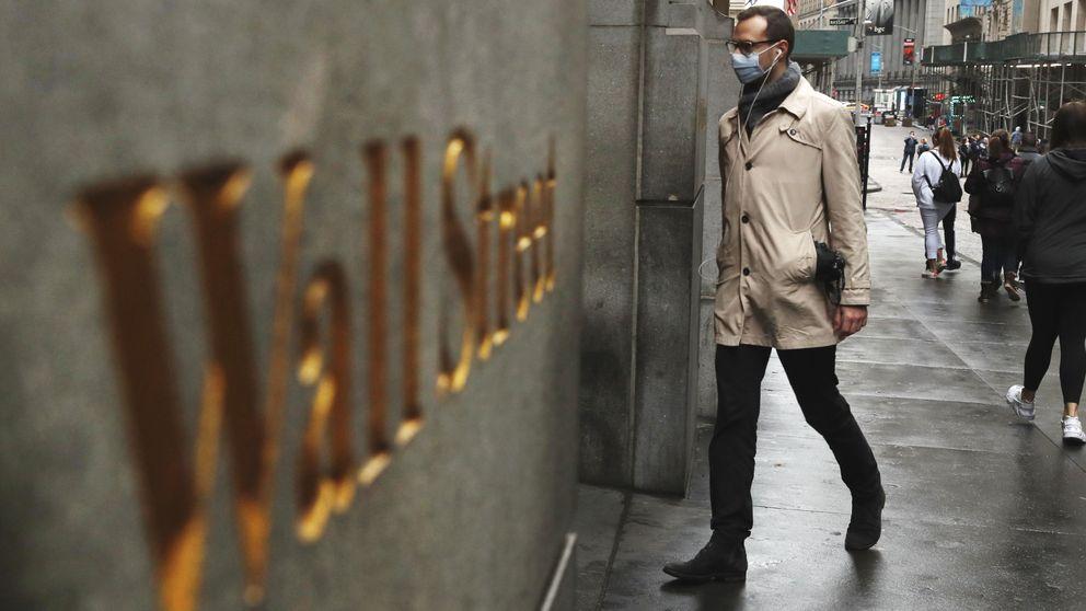 Wall Street ignora el paraguas de la Fed y firma la mayor caída desde 1987